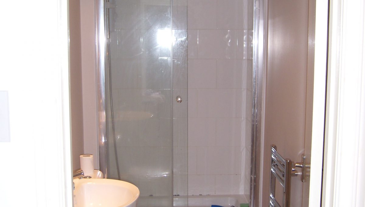 HH Flat G shower room